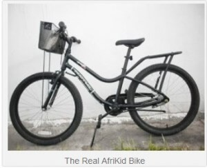 AfriKid Bike Kona Mountain Bikes