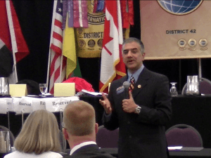 toastmasters international president mohammed murad