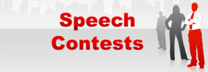 Powerpoint hiccups during a speech contest